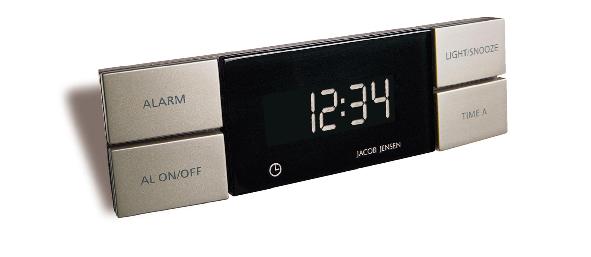 ساعت زنگ دار دیجیتال --- عکس با کیفیت و بزرگ از ساعت  زنگ دار دیجیتال